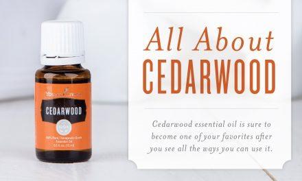 All About Cedarwood