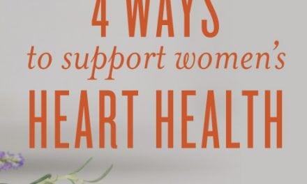 4 ways to support women's heart health