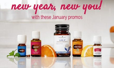 Young Living January Promo